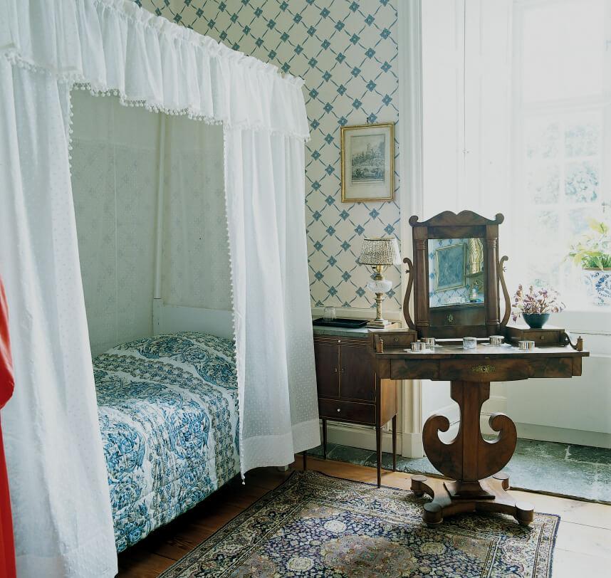 """sovrum """"Lilla blå"""""""