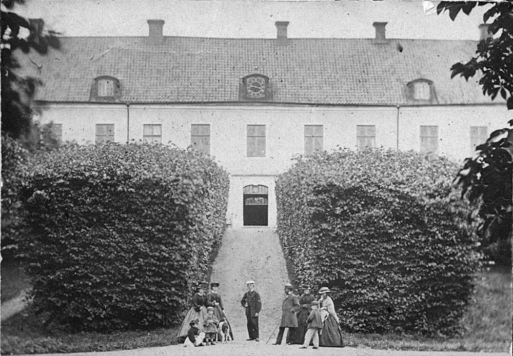Grönsöö slott 1846