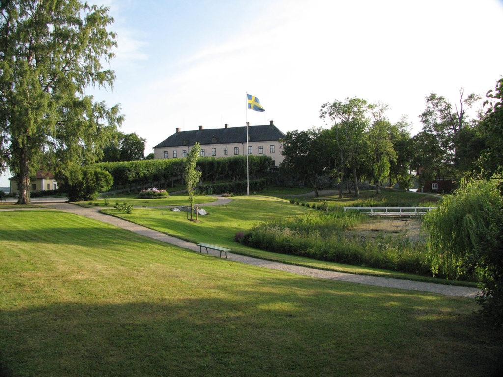 Erik och Alice von Ehrenheims promenadpark